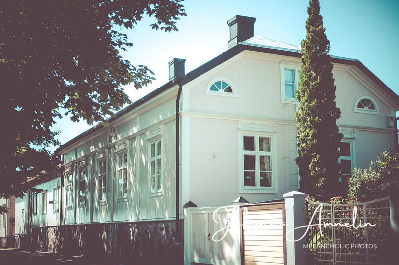 Tammisaari, Skåldö, Kopparö