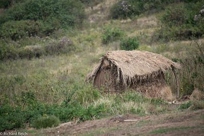 Massia village in the Ngorongoro Conservation Area