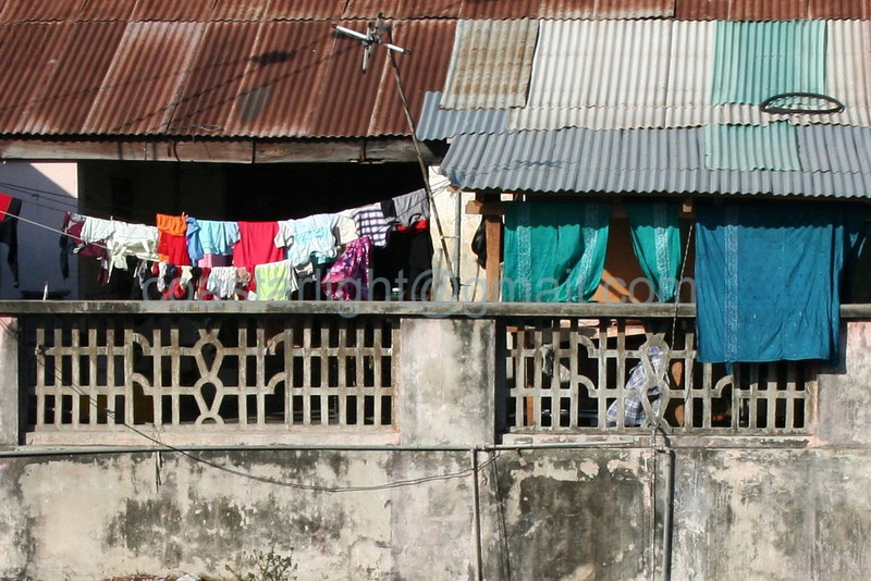 Stone town laundry