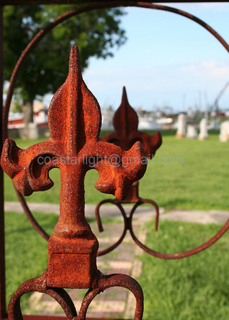Fisherman's cemetery, Port Lavaca, TX