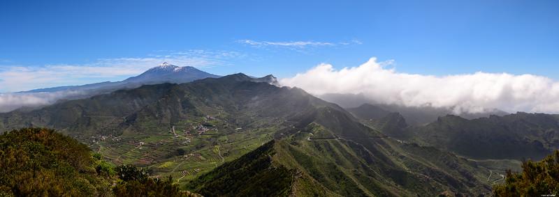 Wide scenery