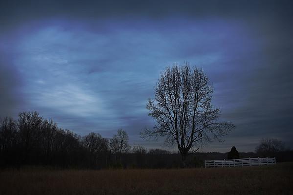 Cemetary Sky