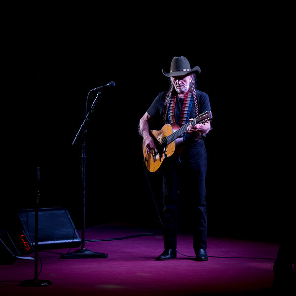 Willie Nelson, Majestic Theatre, San Antonio, Texas, 11-22-2016