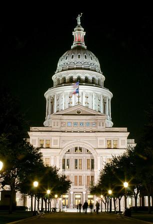 State capital, Austin.