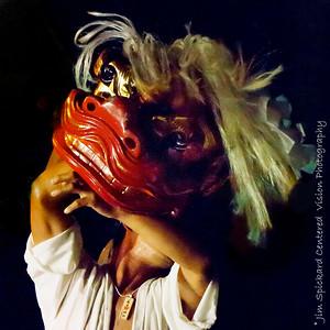 Shishigami Mask