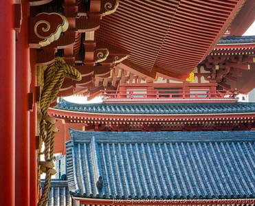 Sensoji Temple Detail