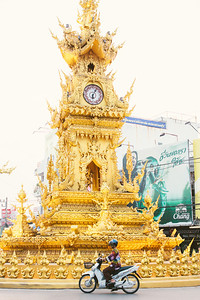 The clock tower, Chiangrai