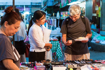 Night markets, Chiangrai