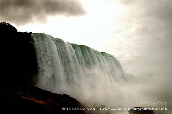 Canada - 1 -  Niagra Falls and Niagra on the Lake - July 2014