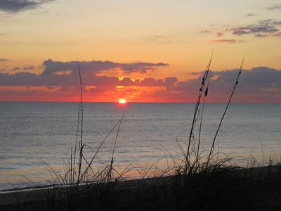 The Beach at Fort Pierce FL 1-1-2012