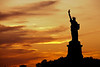 The Big Apple at Dusk : Mother Nature throws me a bone during a visit to the Big Apple  Photography: Amitava Sarkar
