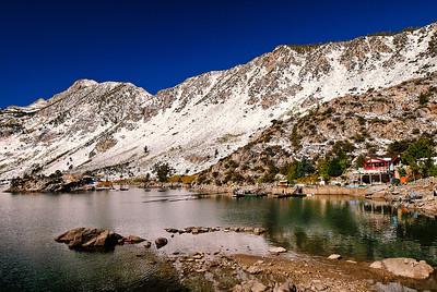 Lake Sabrina - Shoreline