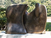 8-13-17.  Very large Michael Moore sculpture.