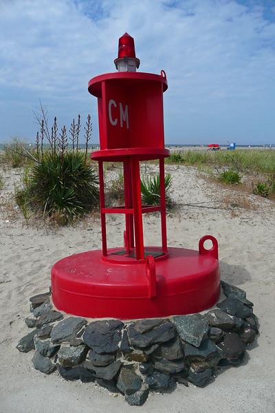 Cape May Beach - 2009