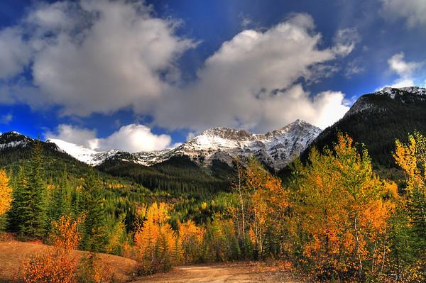 Autumn Mountain Colors