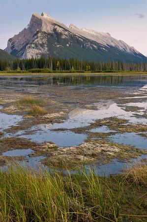 Rundle Mountain, Banff National Park