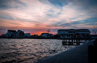 Lindenhurst Docks, Long Island
