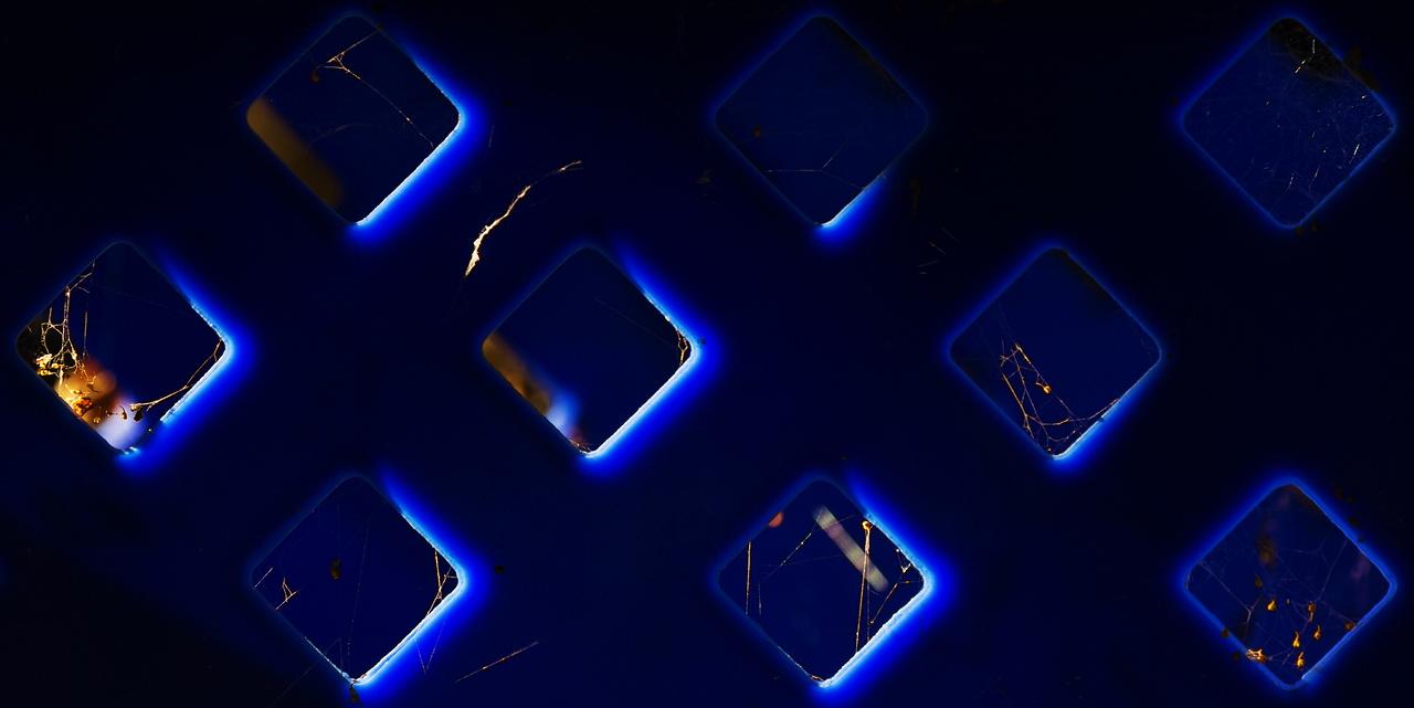 Blue Diamond Mystery