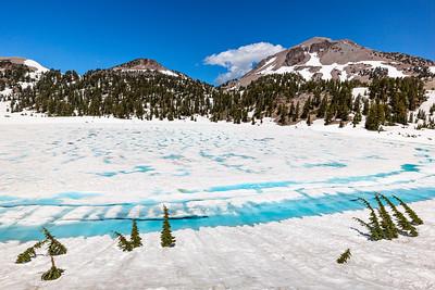 Frozen Lake Helen