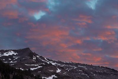 Mt. Ralston VS The Sunset