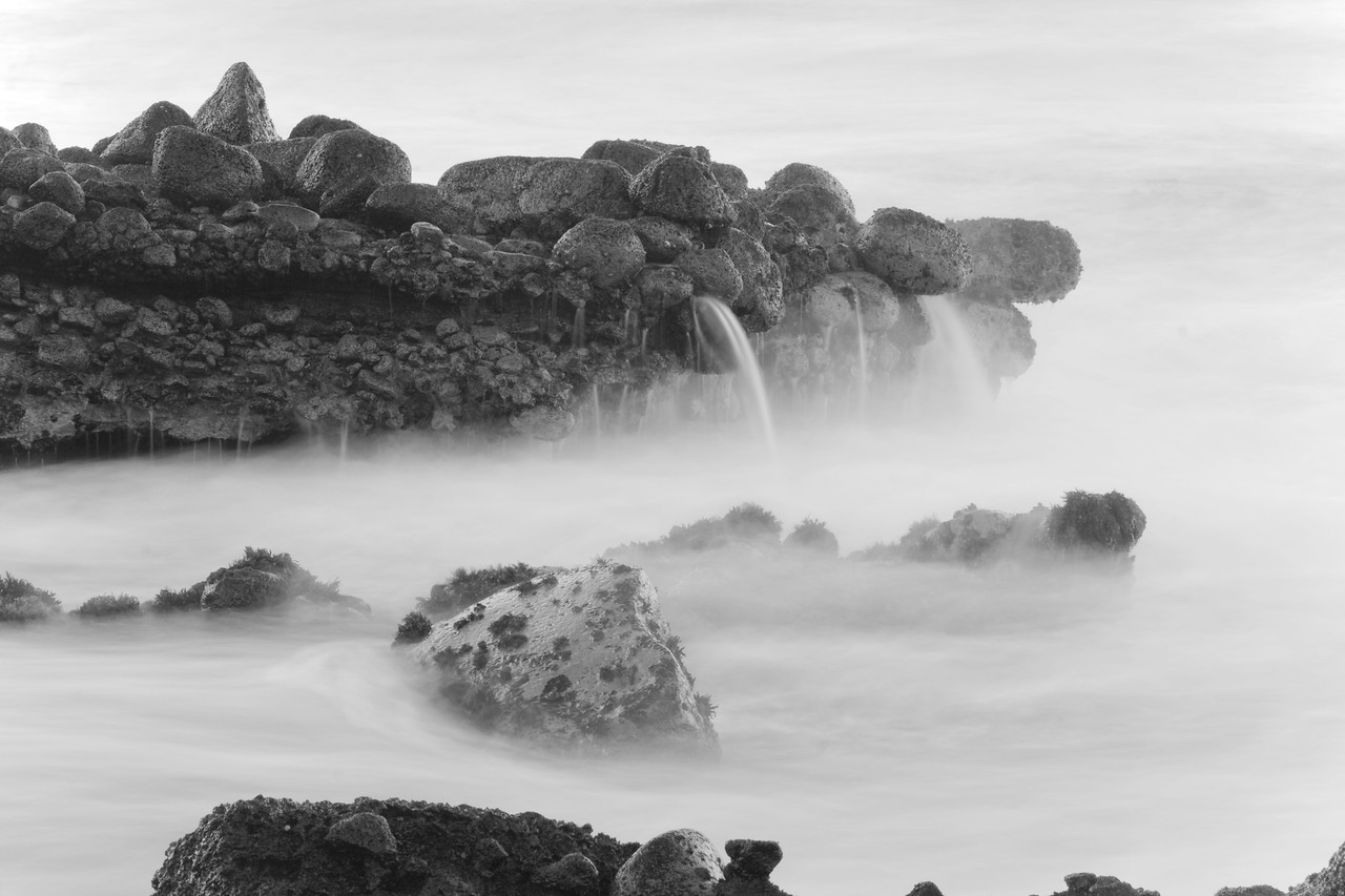 Misty Rock Kauai, HI, US