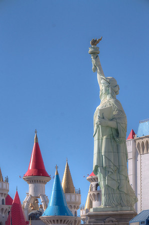Statue Of Liberty and Fun