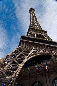 The Slightly Smaller Eiffle Tower