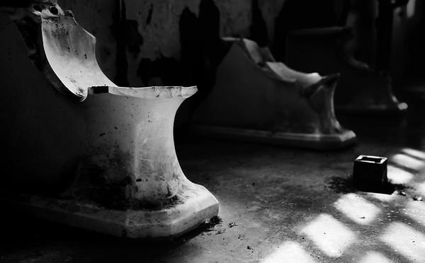 Time Forgotten Toilets