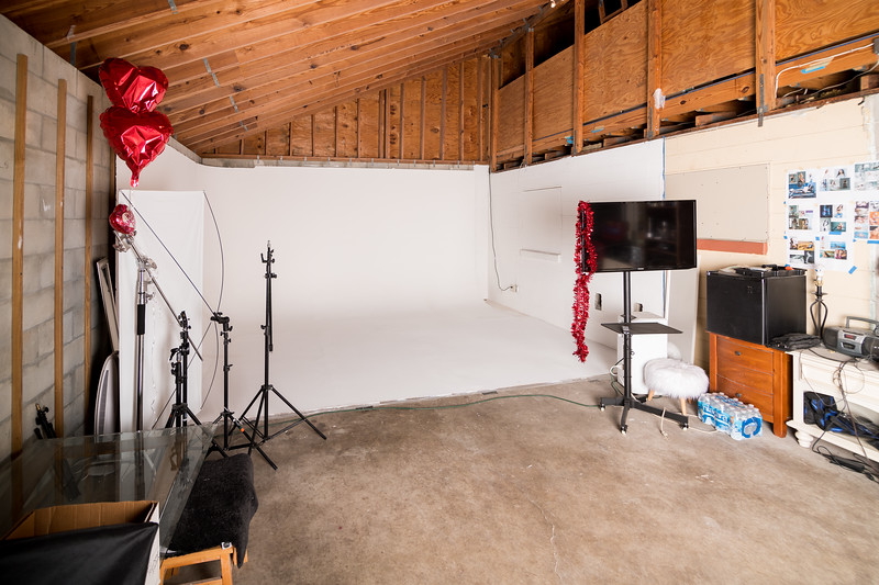 Photo Studio, Kissimmee,  Florida - 28th January 2019 (Photographer: Nigel G Worrall)