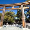 Entrance to Meiji Jingu