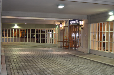 Novotel Toronto Centre. Wonderful place to stay.