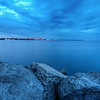 Dusk at Humber Bay Park
