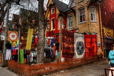 Kensington Market, Toronto, ON
