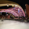 Ice rink at Nathan Phillips Square