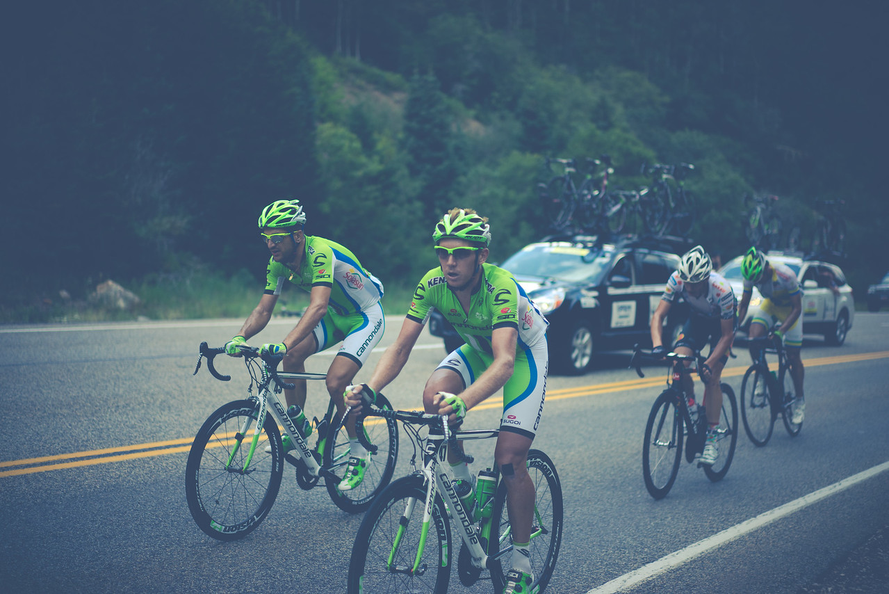 Tour of Utah, Park City