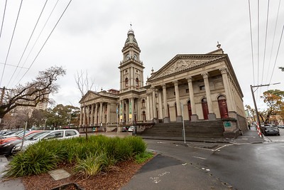 Fitzroy Town Hall-1