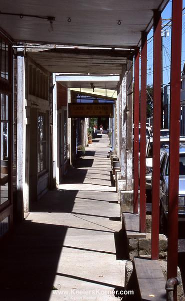 Market St. Locke, Ca.