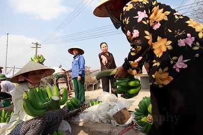 Traditional Markets / Chợ truyền thống