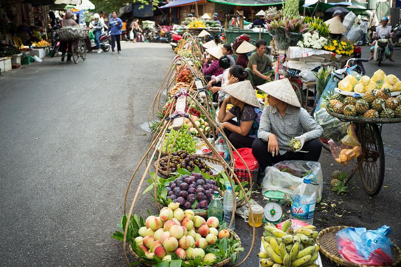 Hàng hoa quả
