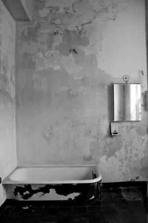 A desolate room...... Trans-Allegheny Lunatic Asylum