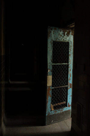 Mens isolation rooms. Even these rooms had windows. Trans-Allegheny Lunatic Asylum