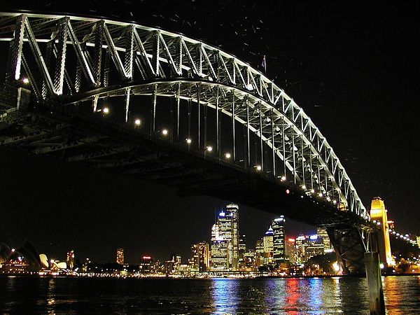 My friends in Australia know a thing or two about night life.