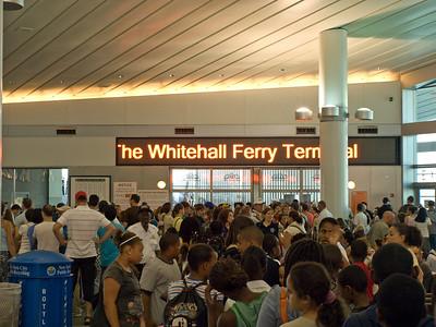 Staten Island Ferry Manhatten Terminal