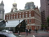 Back of Faneuil Hall
