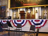 Inside Faneuil Hall, the Cradle of Liberty