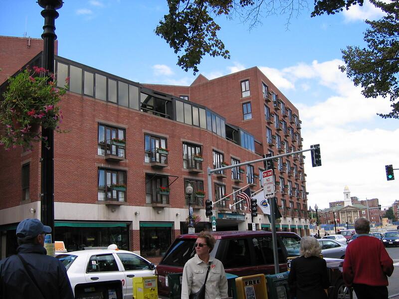 Boston Millennium Hotel