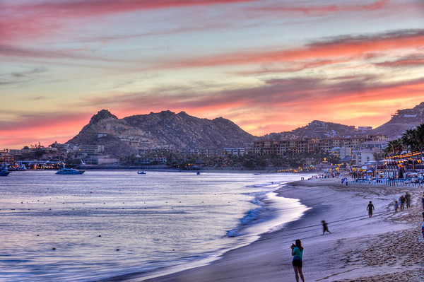 Cabo Dusk