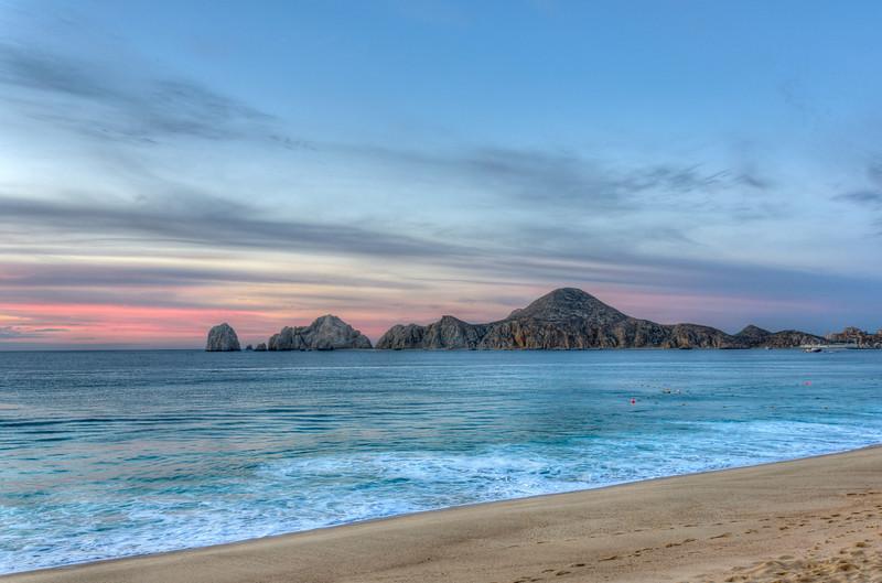 Pastel Cabo San Lucas