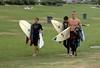Surfers, Del Mar