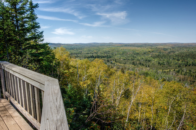 Wolf Ridge Lookout
